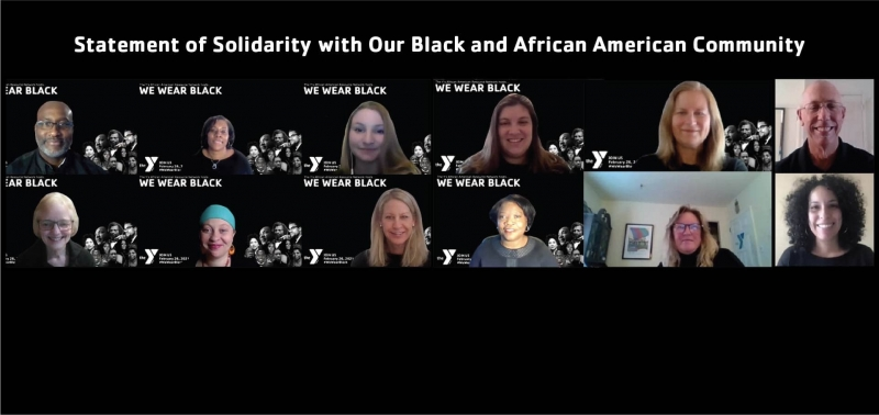 Statement of Solidarity with Our Black and African American Community