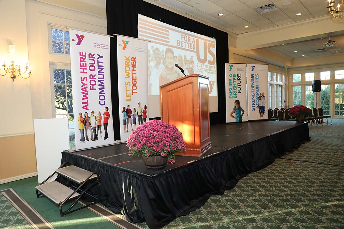 NJ YMCA State Alliance Dinner 2017 Photo Album